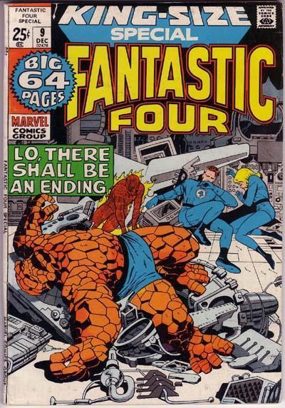 Fantastic Four Vol. 1 #9