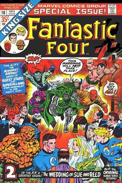 Fantastic Four Vol. 1 #10