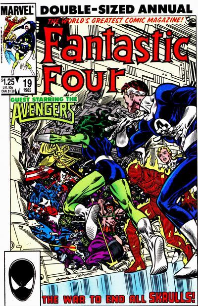 Fantastic Four Vol. 1 #19