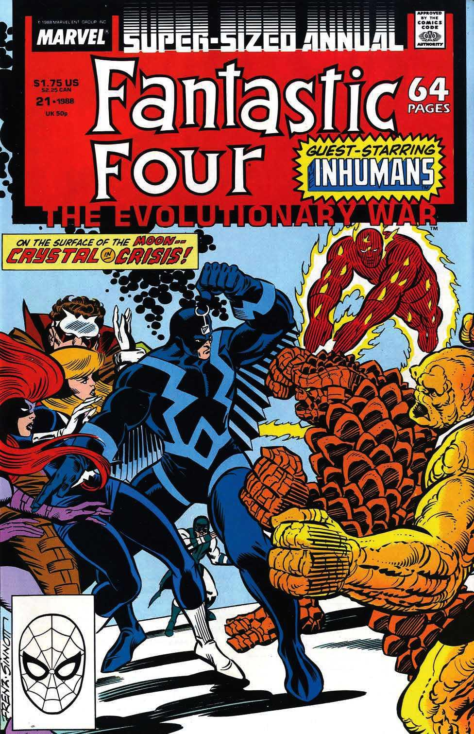 Fantastic Four Vol. 1 #21