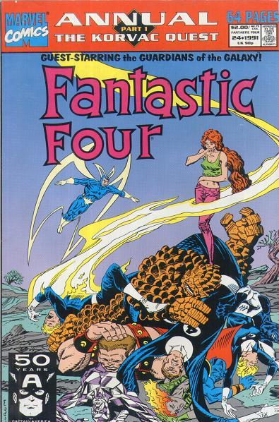 Fantastic Four Vol. 1 #24