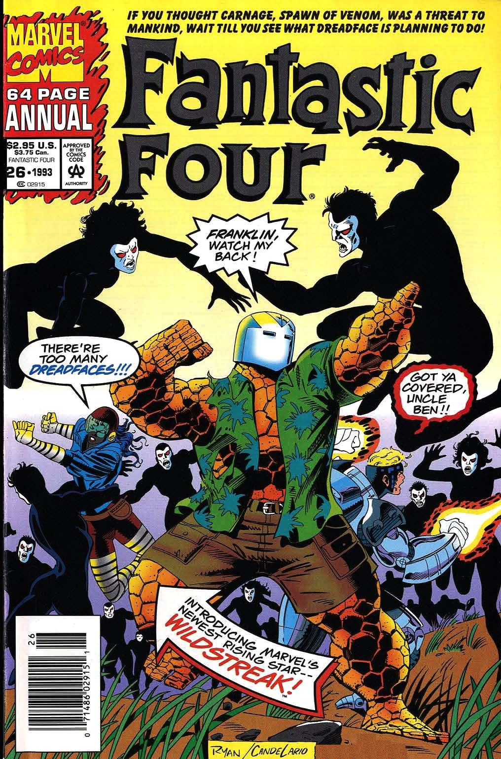 Fantastic Four Vol. 1 #26