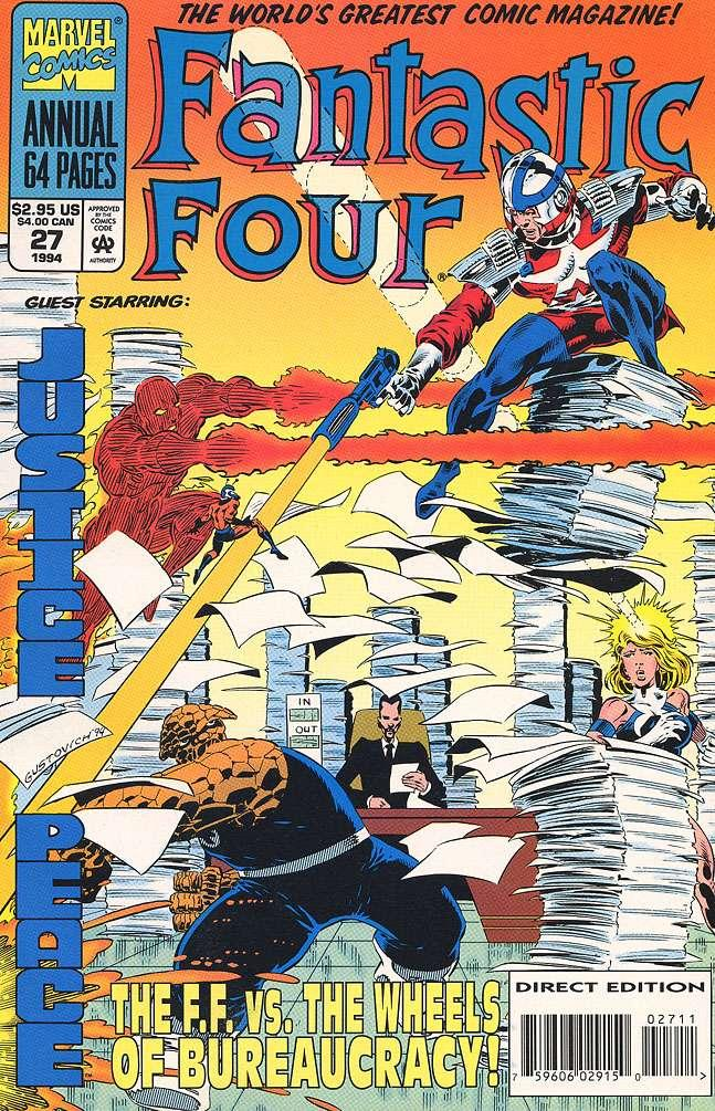 Fantastic Four Vol. 1 #27