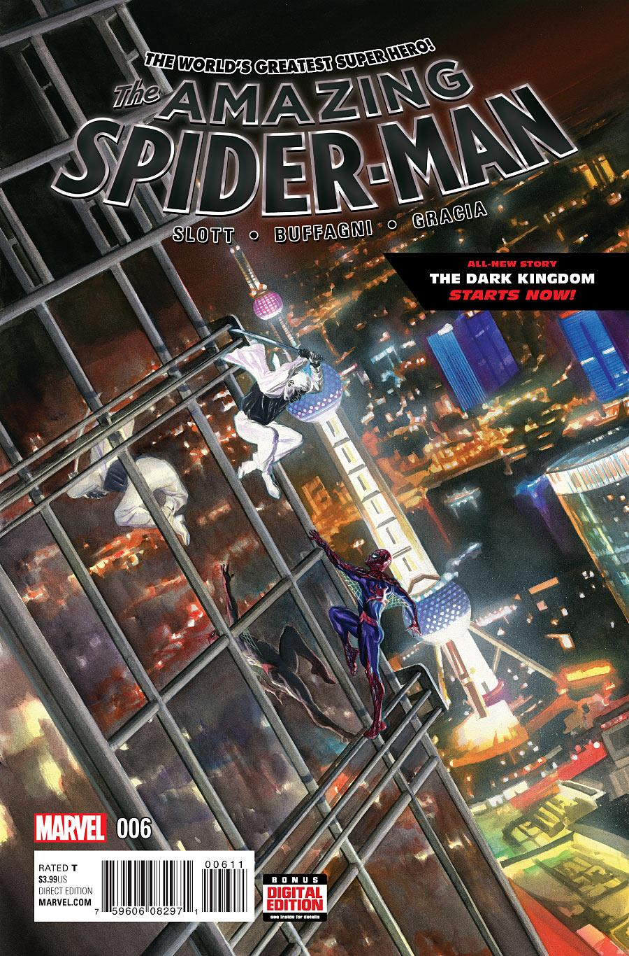 Amazing Spider-Man Vol. 4 #6