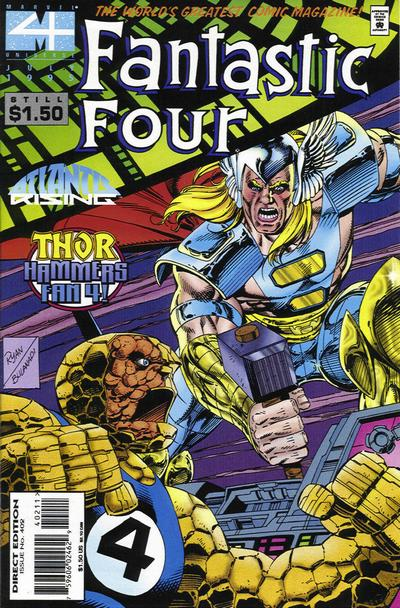 Fantastic Four Vol. 1 #402