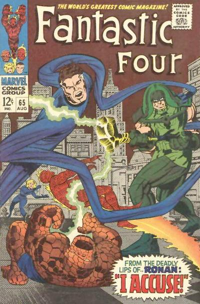 Fantastic Four Vol. 1 #65