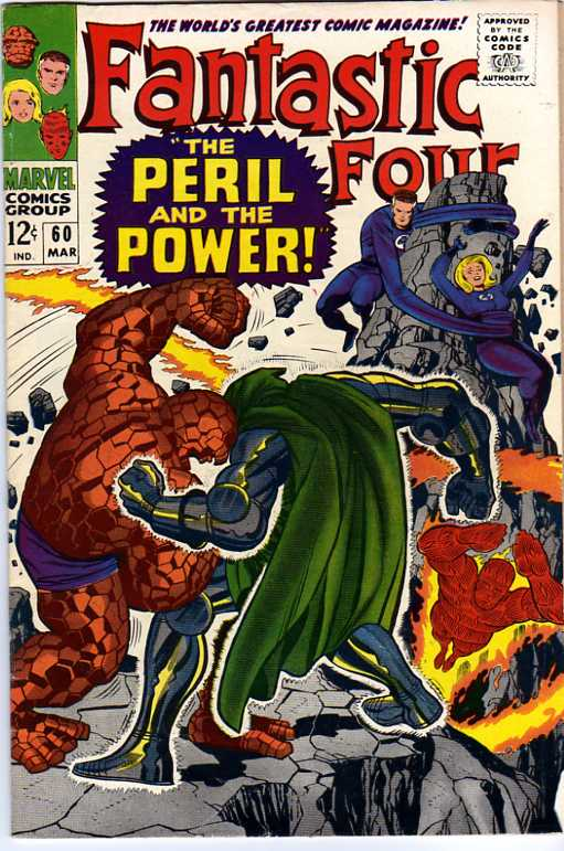 Fantastic Four Vol. 1 #60