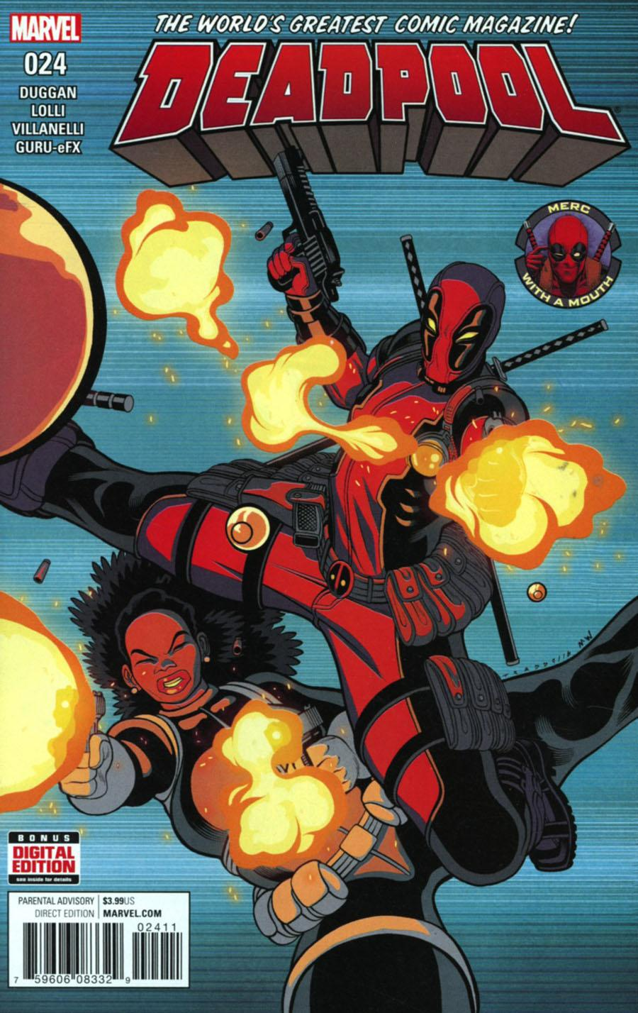 Deadpool Vol. 5 #24