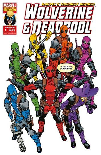 Wolverine and Deadpool Vol. 4 #8