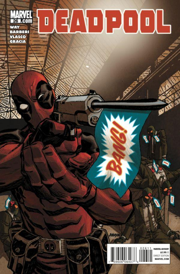 Deadpool Vol. 2 #26