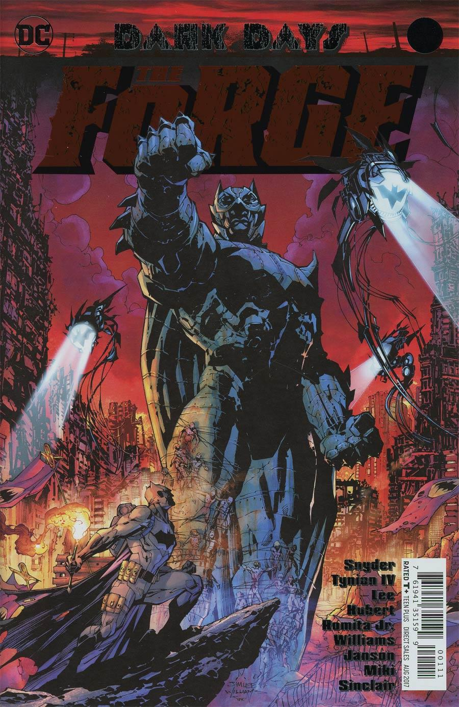 Dark Days The Forge Vol. 1 #1