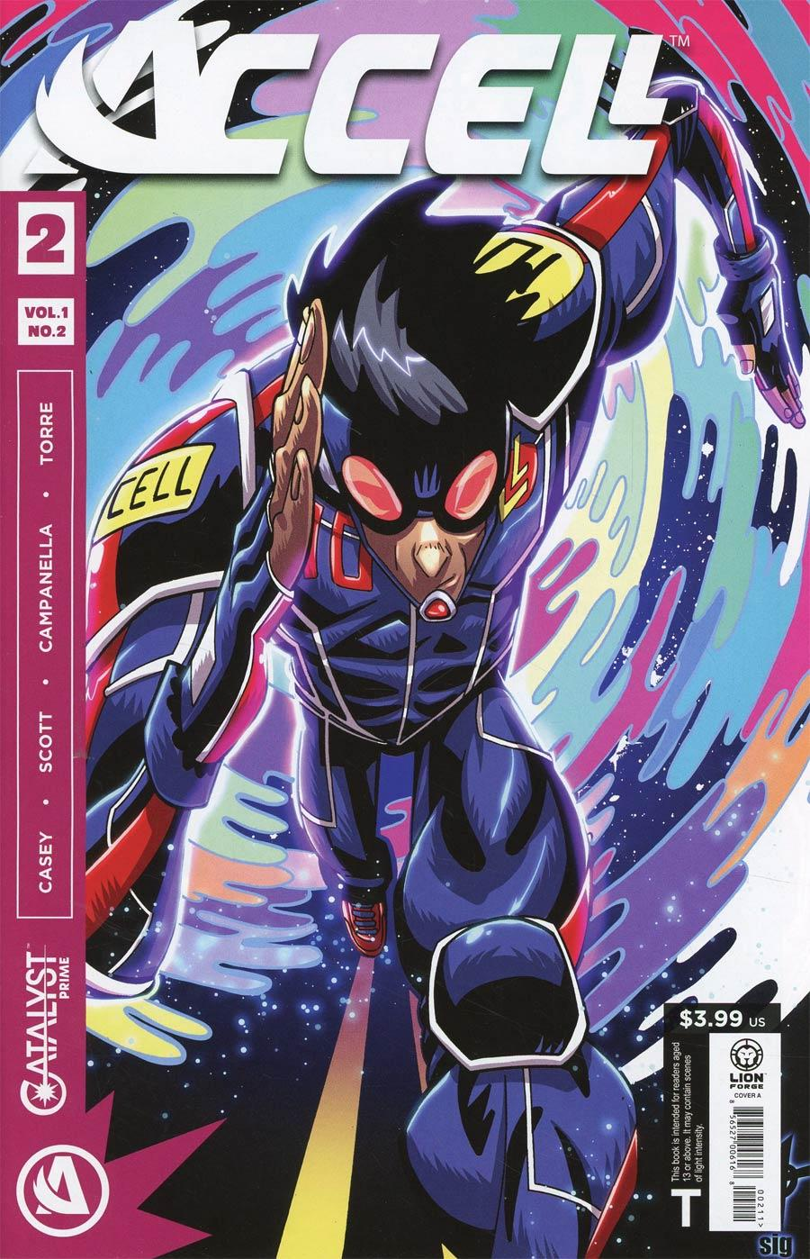 Catalyst Prime Accell Vol. 1 #2