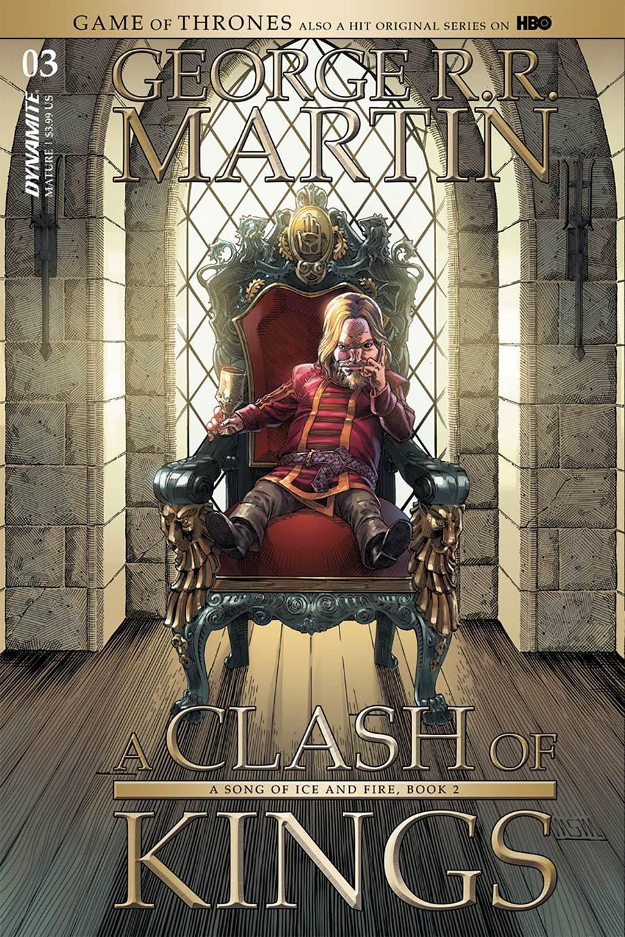 Game Of Thrones Clash Of Kings Vol. 1 #3