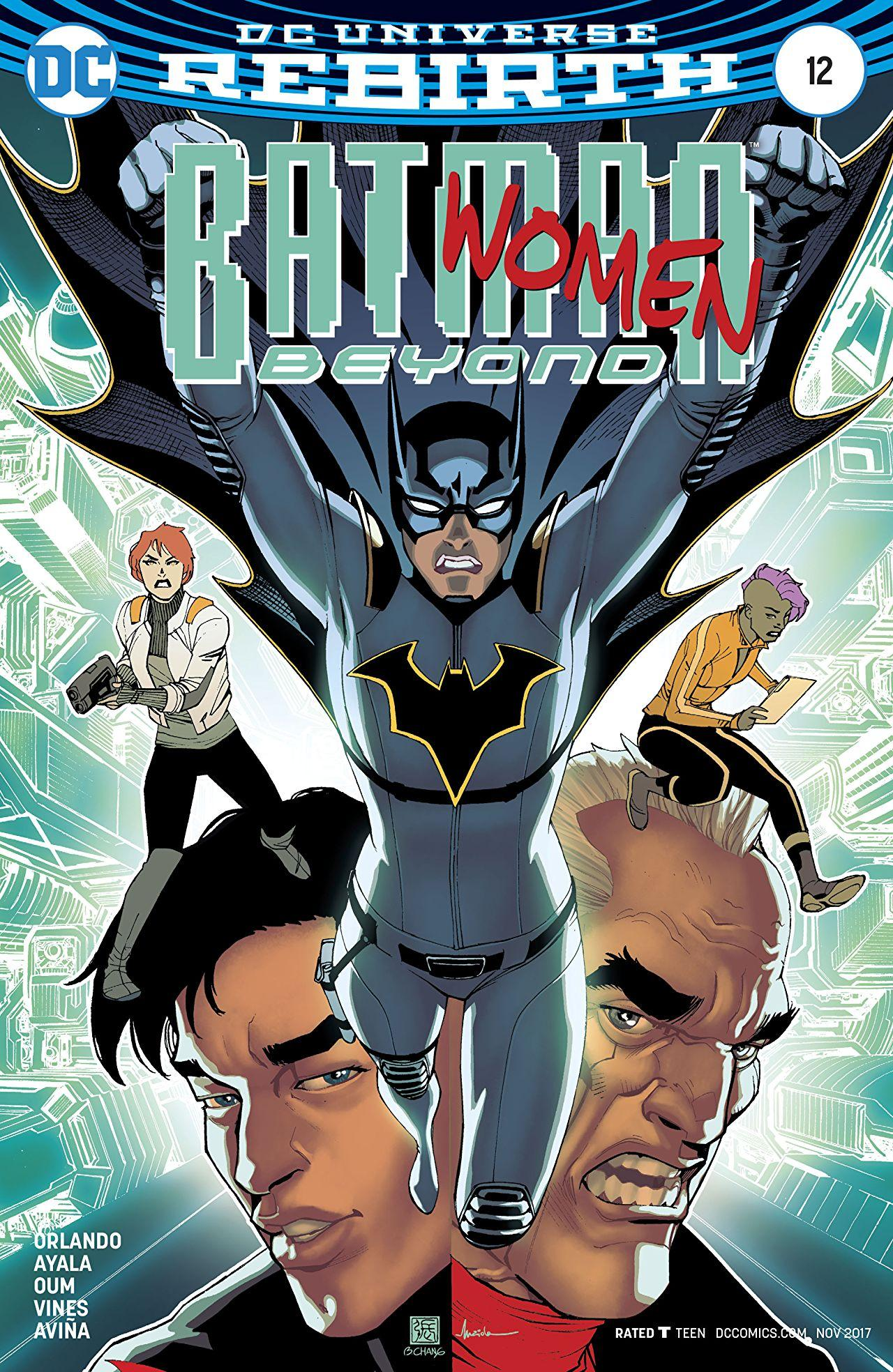 Batman Beyond Vol. 6 #12