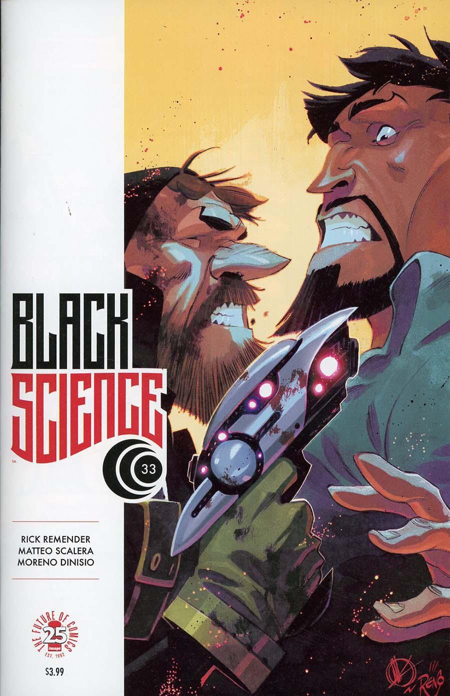 Black Science Vol. 1 #33