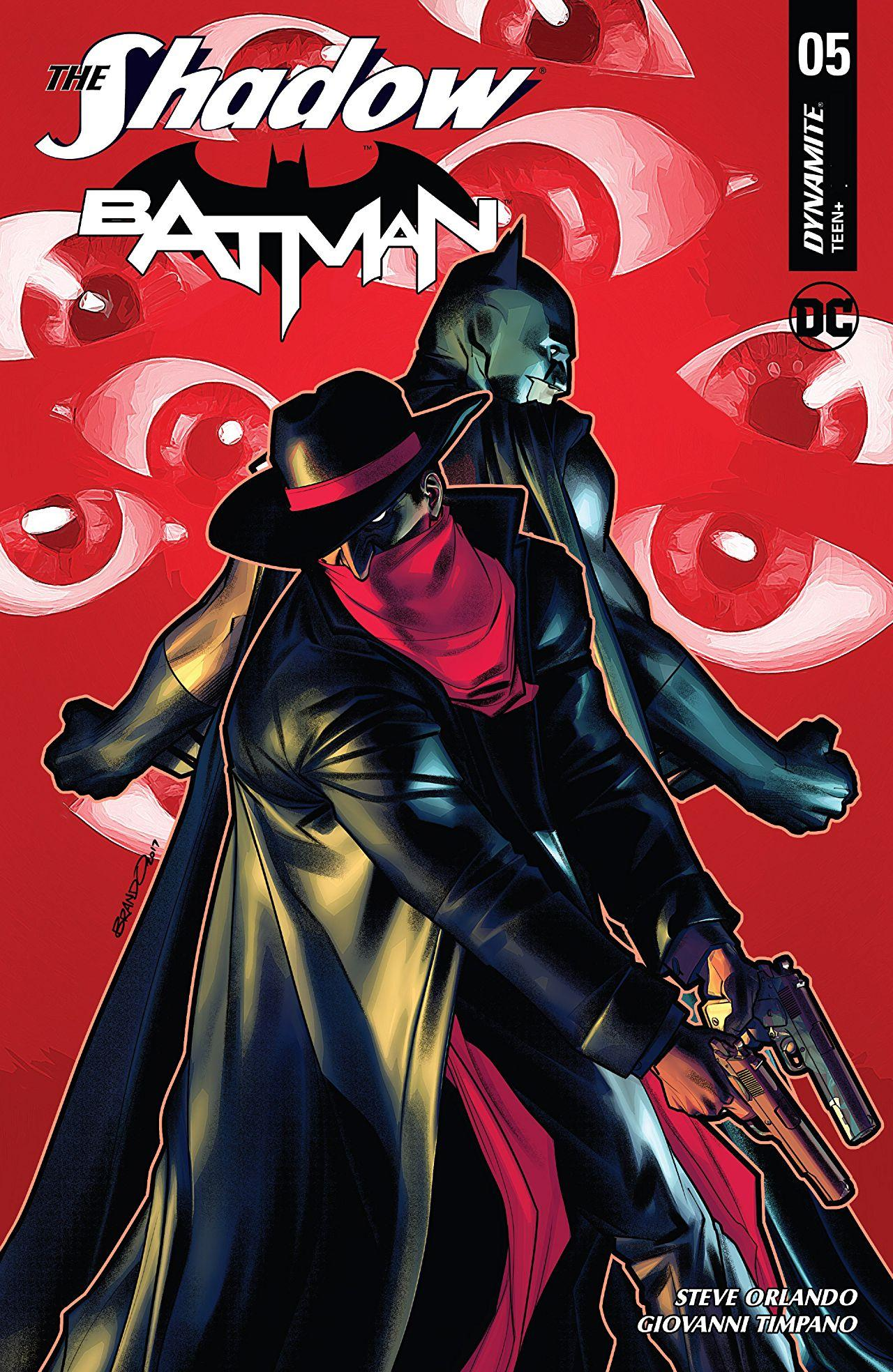 The Shadow/Batman Vol. 1 #5