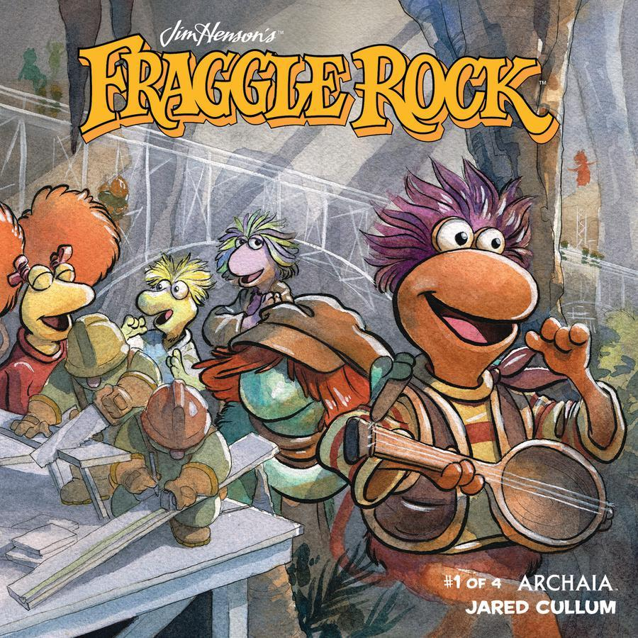 Jim Hensons Fraggle Rock Vol. 1 #1