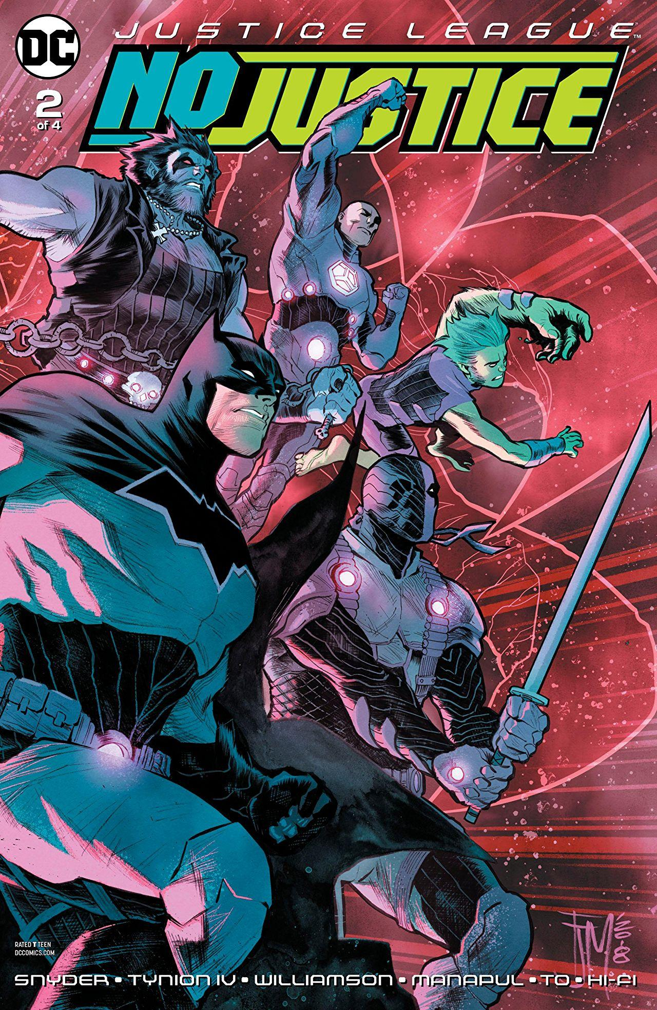 Justice League: No Justice Vol. 1 #2