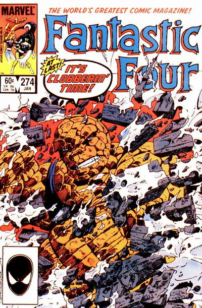 Fantastic Four Vol. 1 #274