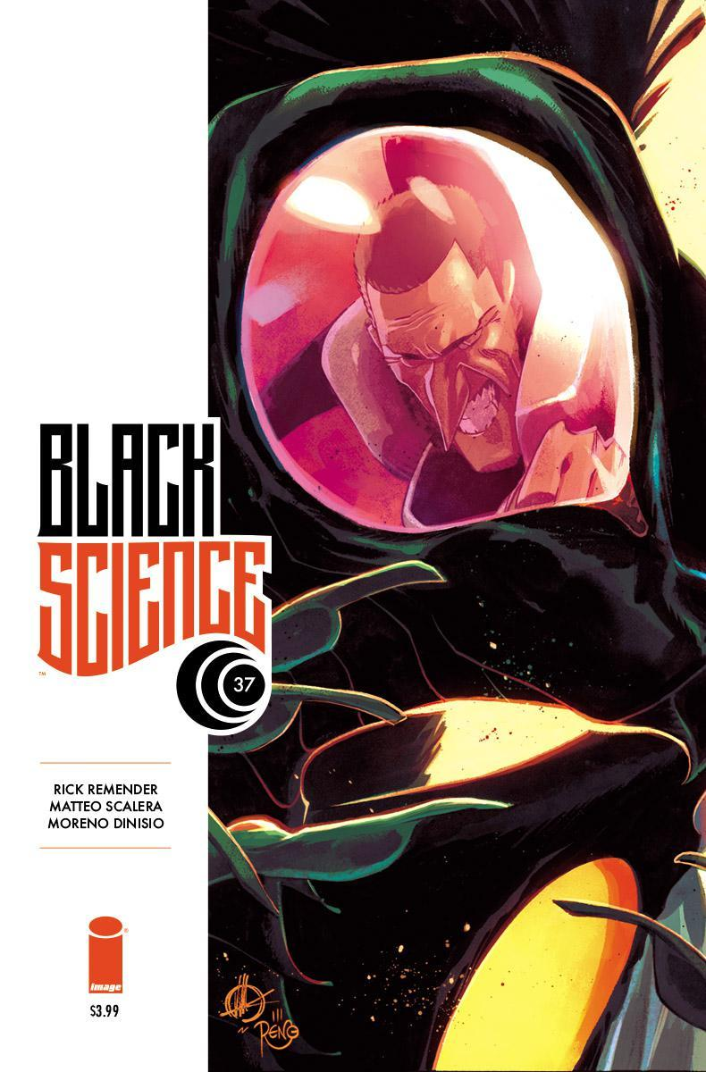 Black Science Vol. 1 #37