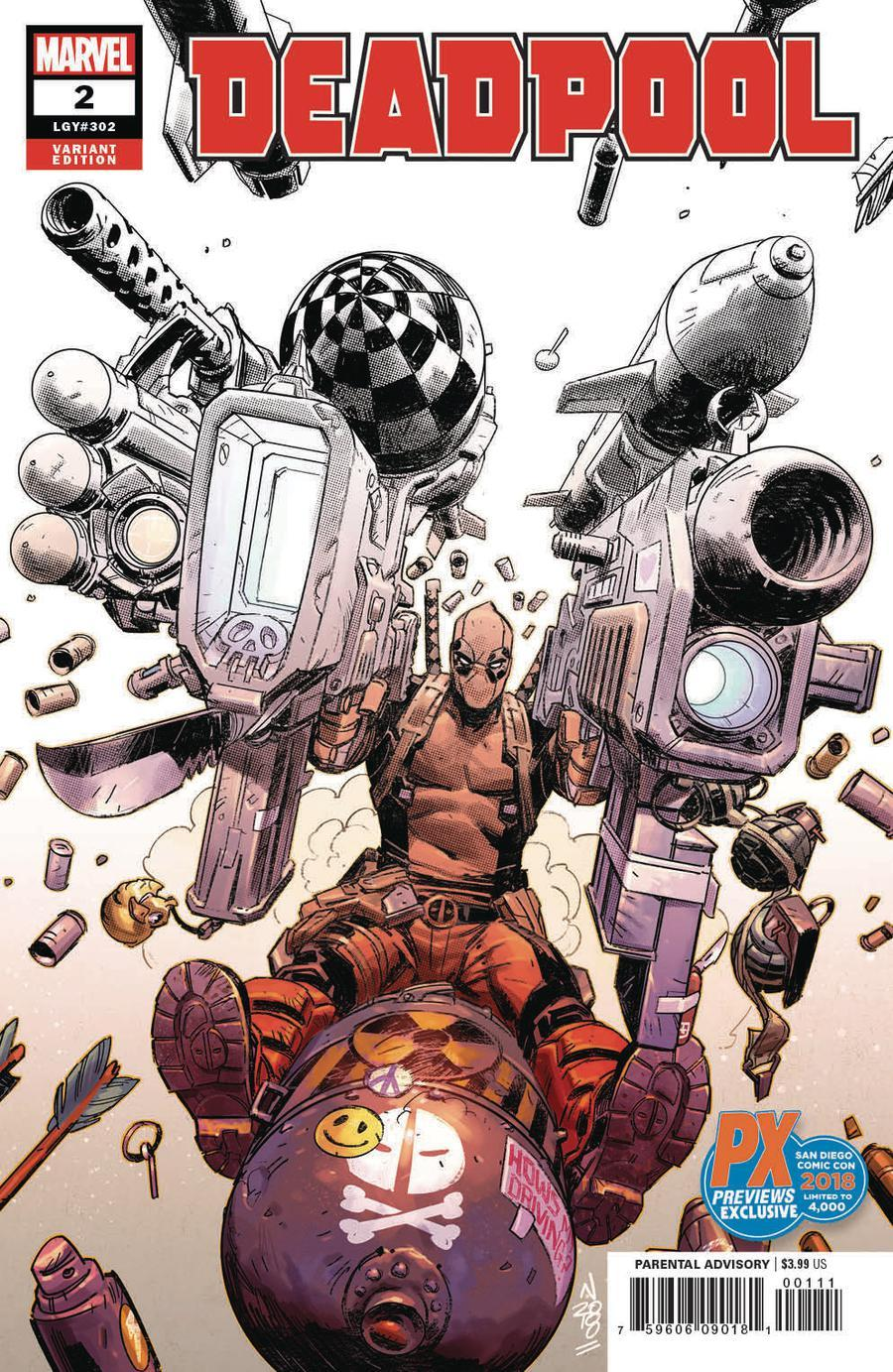 Deadpool Vol. 6 #2