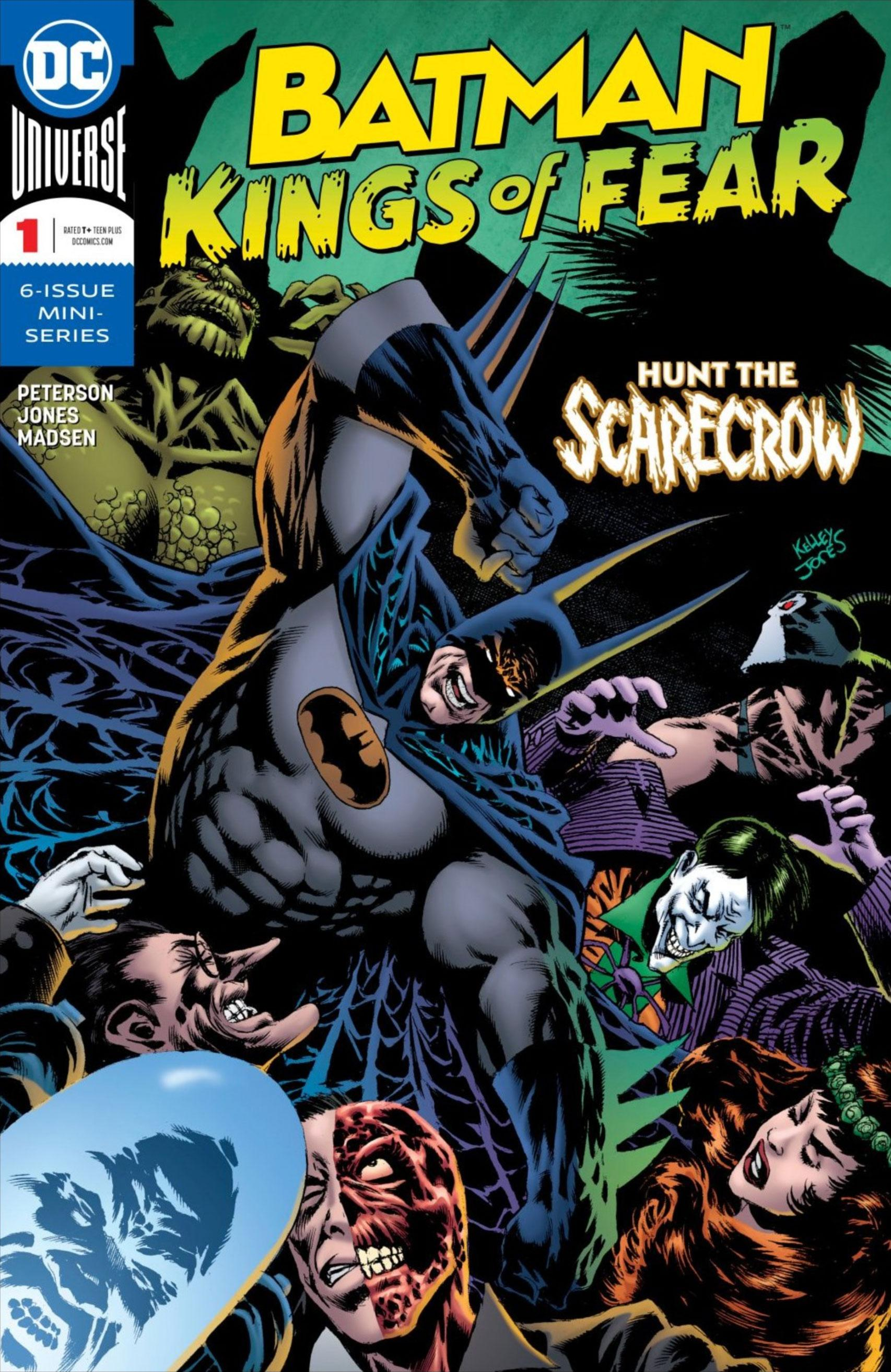 Batman: Kings of Fear Vol. 1 #1