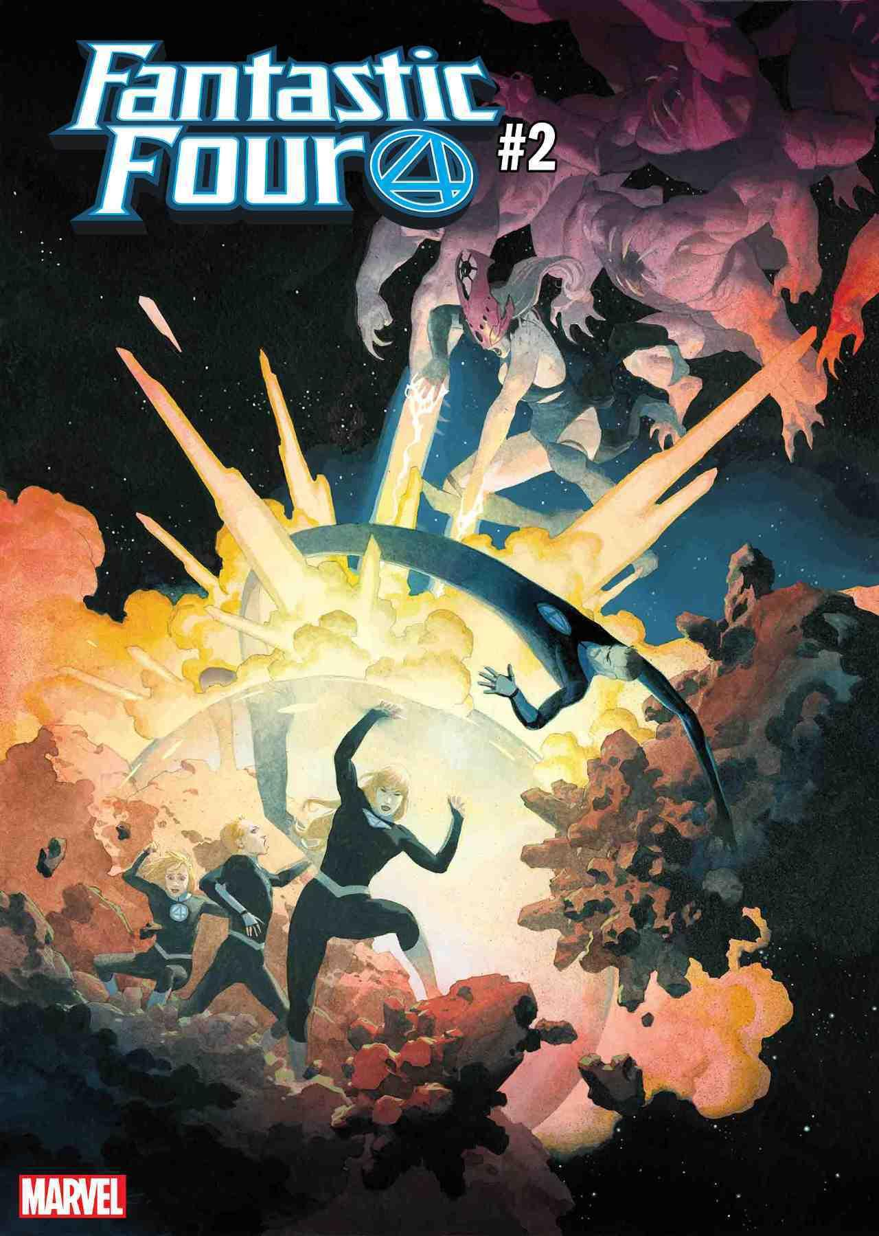 Fantastic Four Vol. 6 #2