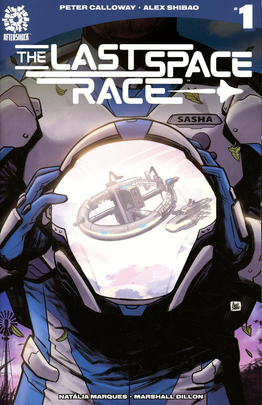 Last Space Race Vol. 1 #1