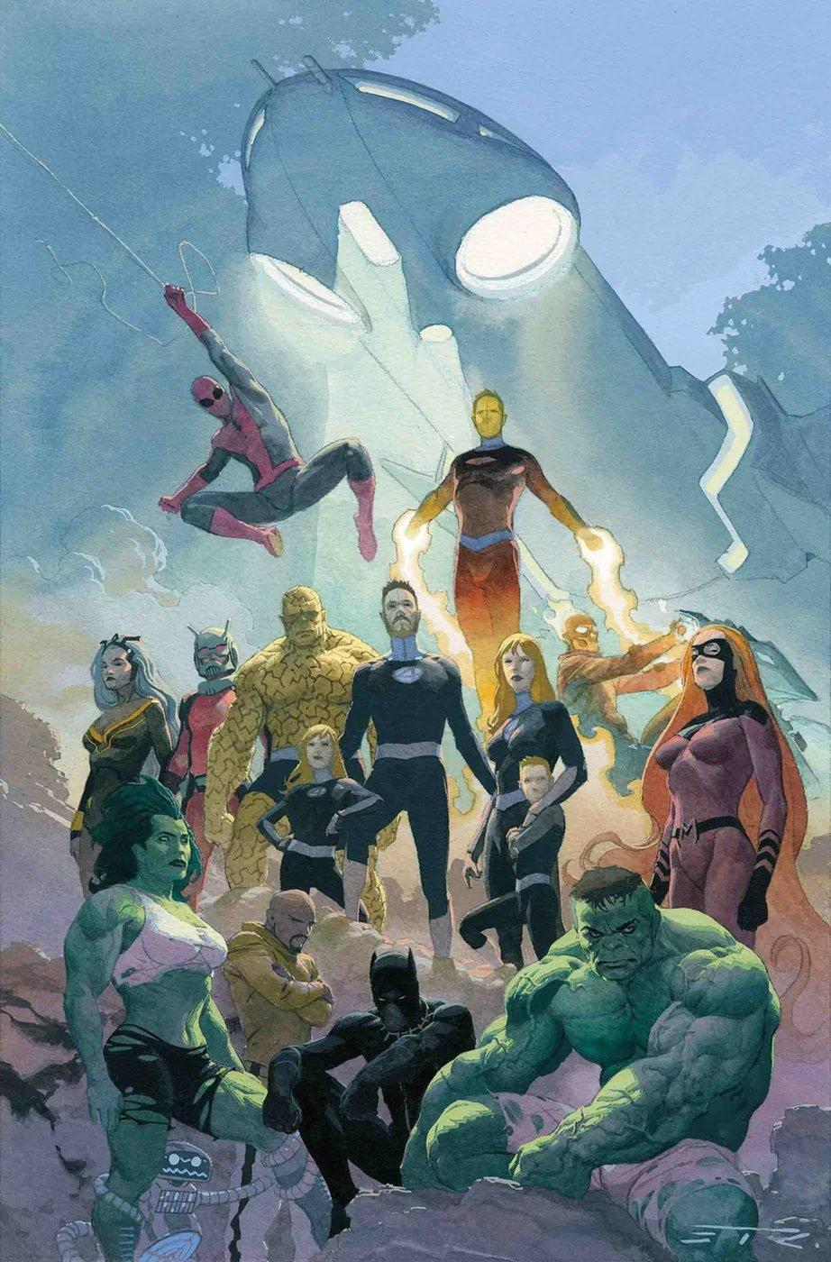 Fantastic Four Vol. 6 #3