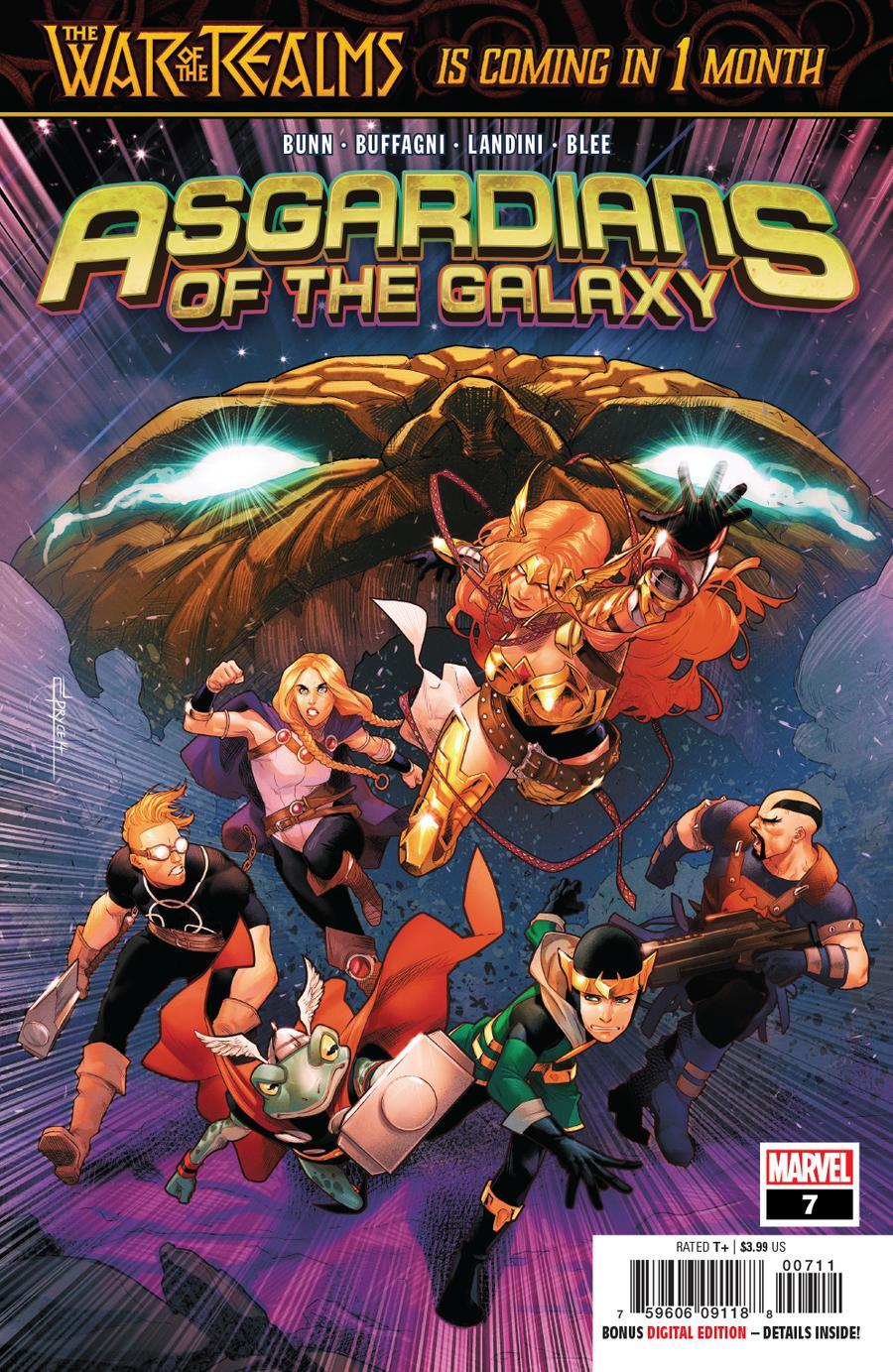 Asgardians of the Galaxy Vol. 1 #7