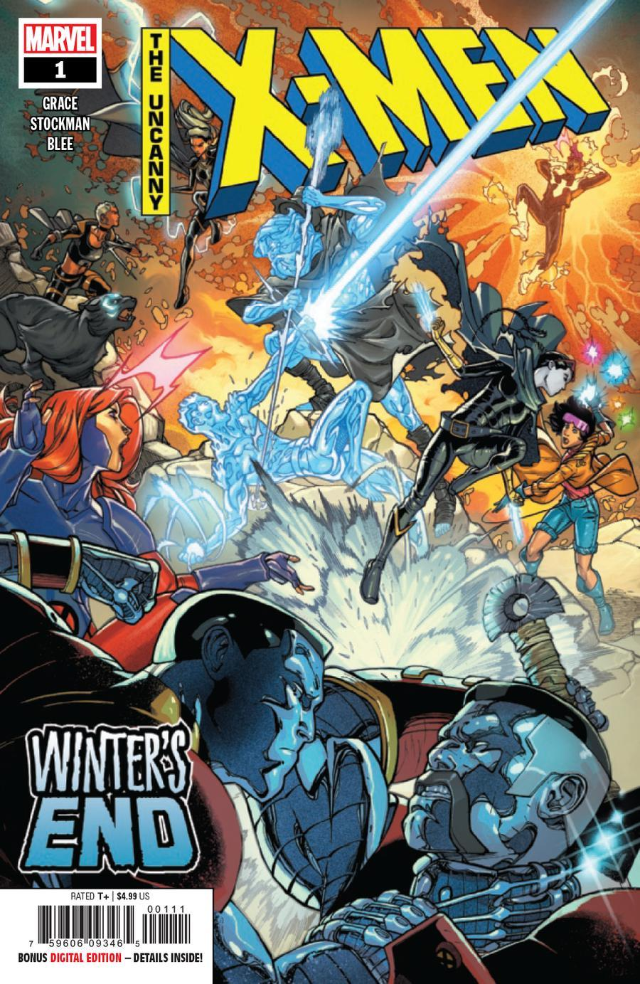 Uncanny X-Men Winters End Vol. 1 #1
