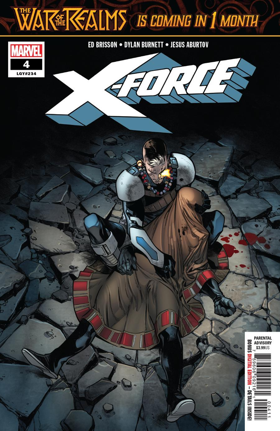 X-Force Vol. 5 #4