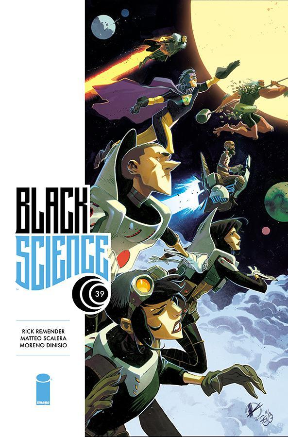 Black Science Vol. 1 #39