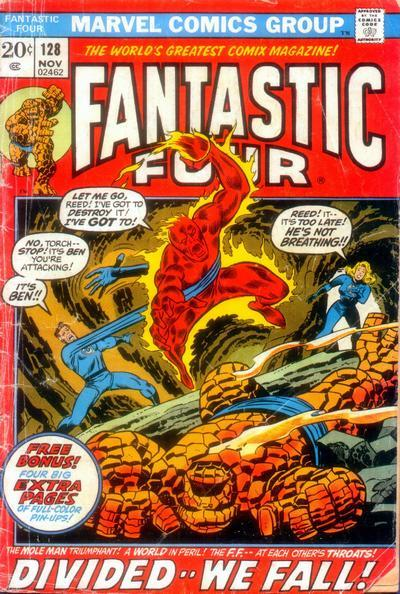 Fantastic Four Vol. 1 #128