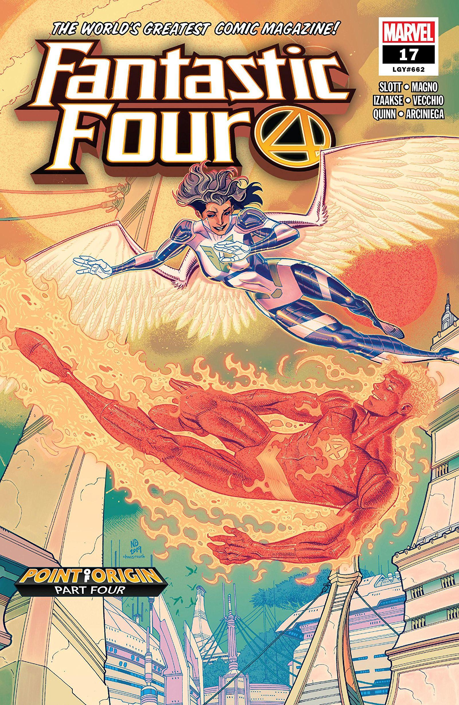Fantastic Four Vol. 6 #17