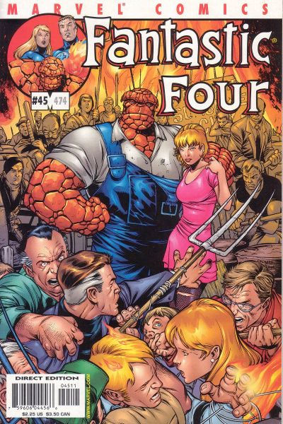 Fantastic Four Vol. 3 #45